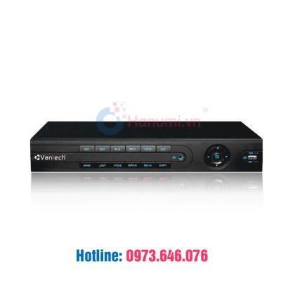 Đầu ghi hình 8 kênh Vantech VP-8160AHDM chính hãng giá rẻ tại Hanumi.vn