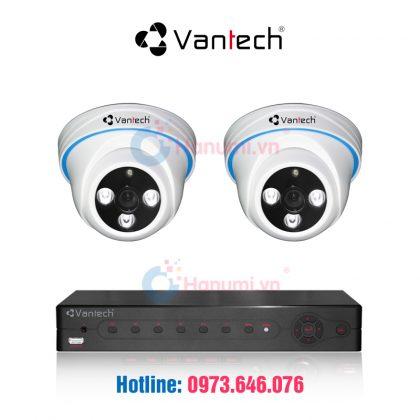 Trọn bộ 2 camera Vantech 2.0 chính hãng giá tốt nhất