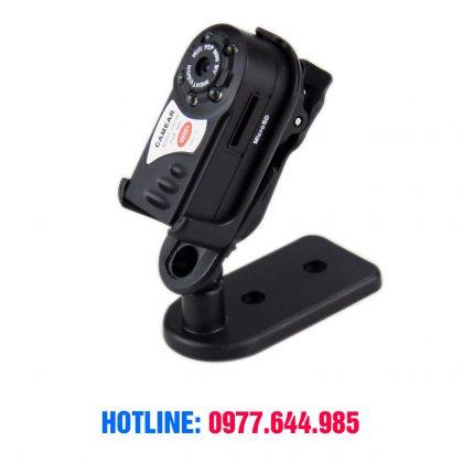 Camera mini siêu nhỏ ngụy trang wifi Q7