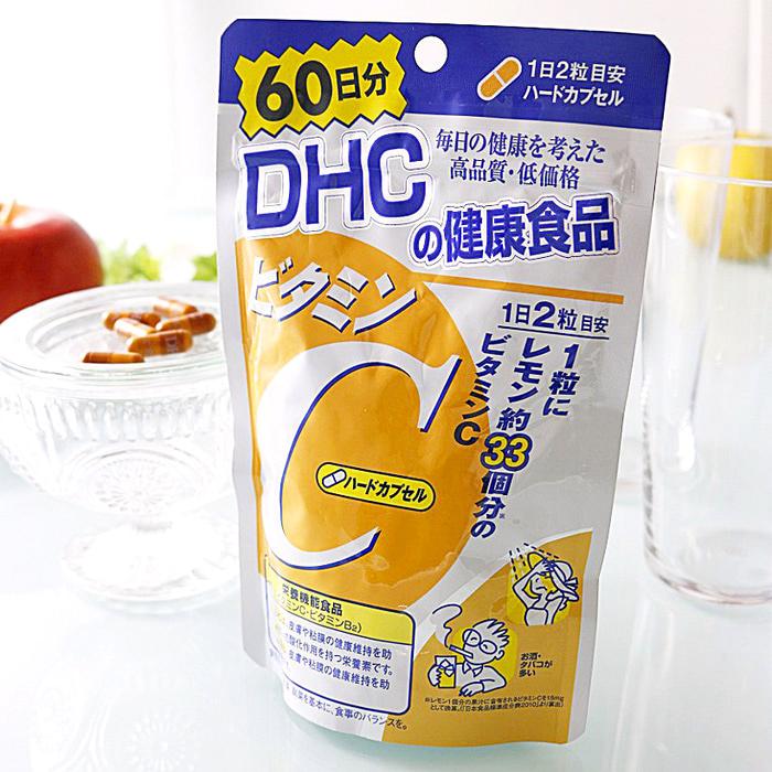 Viên Uống DHC Bổ Sung Vitamin C Nhật Bản