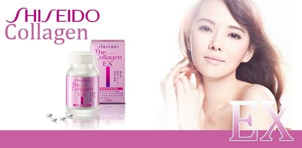 Collagen ex dạng viên 120 viên của Nhật